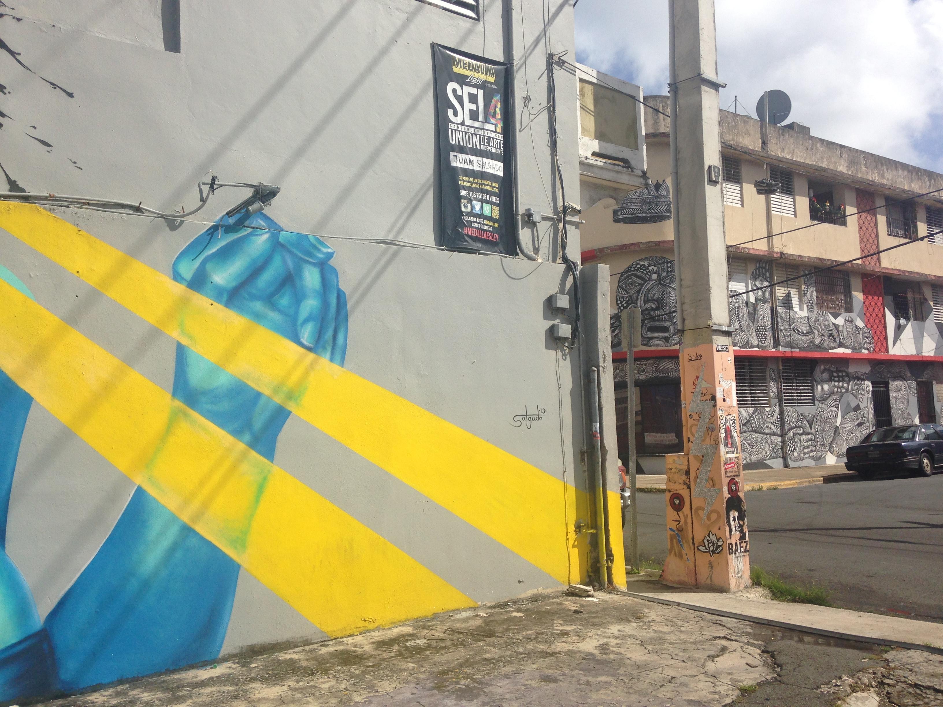 Juan Salgado: San Juan, Puerto Rico | Street Art is Everywhere