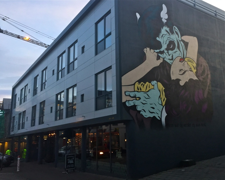 D*Face, Reykjavik, January 2016
